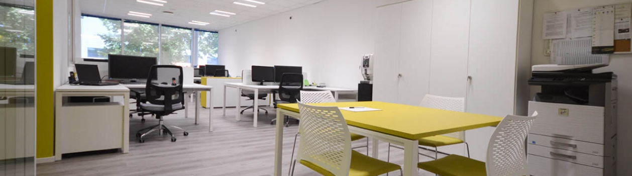 NEW OPERATIONAL OFFICES OF 3D SERVICE